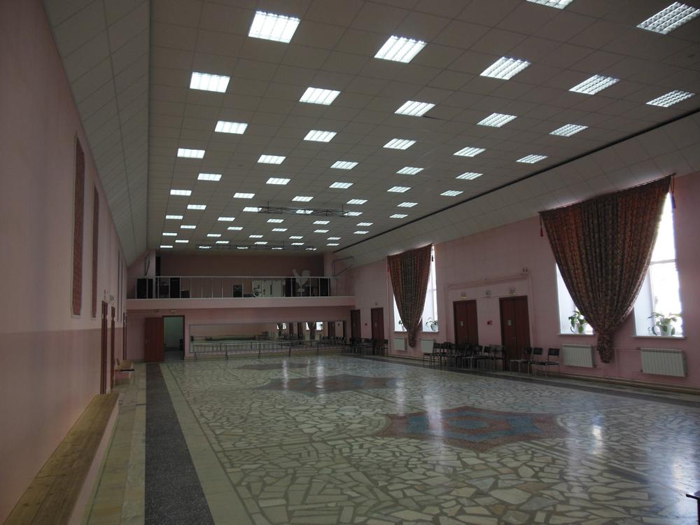 Танцевальный зал 1 этаж